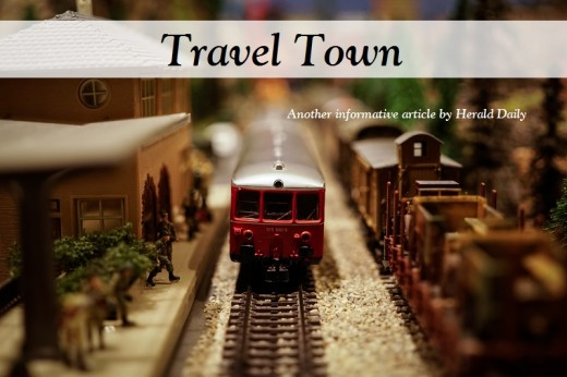 Travel Town is more than Thomas the Train!