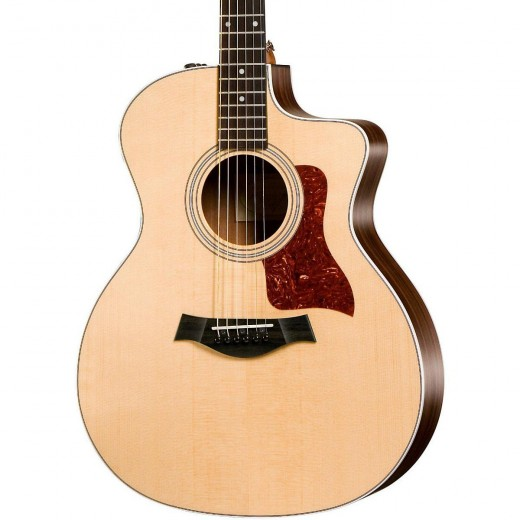 Taylor 214ce Acoustic-Electric Guitar