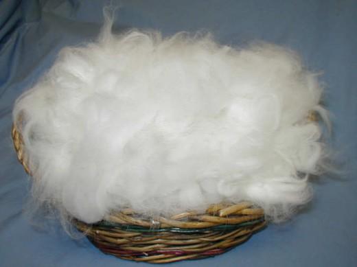 Pure wool.