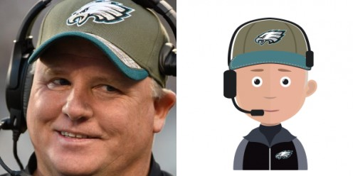 "Chip Kelly, who most of ""Bama Nation"" wants as the next offensive coordinator"