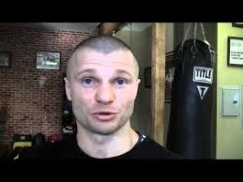 Mr. Sydorenko is the former Bantamweight champion of the world and he also won a bronze medal in the 2000 Olympics.