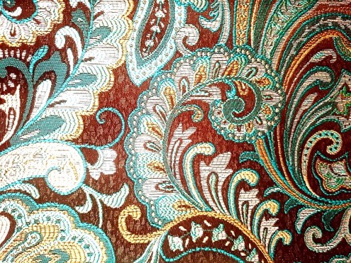 Traditional Textured Fabric