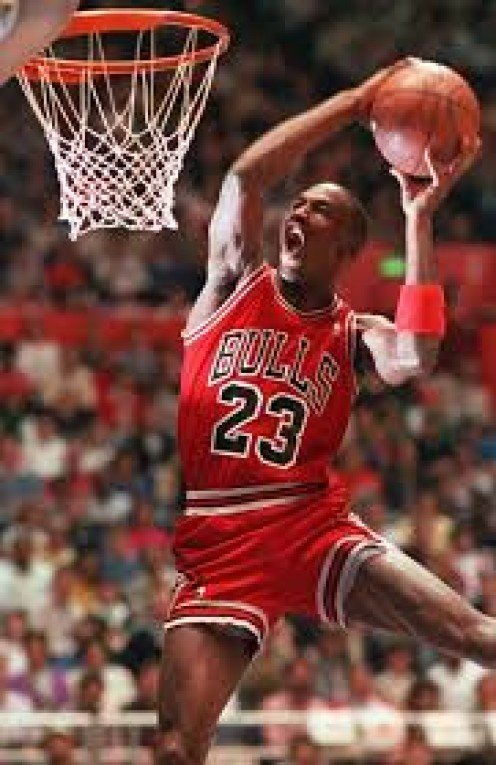 Michael Jordan was special and he proved it on the court time and time again.