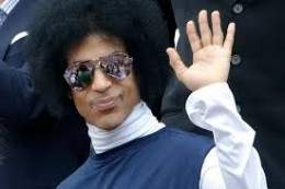 My admiration for Prince is because of his song writibg, singing and wicked guitar playing.