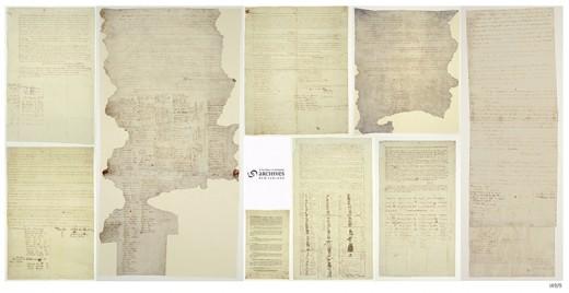 The Treaty of Waitangi Originals.