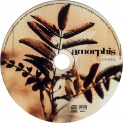 Amorphis Tuonela-The Album That Sees Amorphis Shift To A More Progressive Style Of Heavy Metal Music