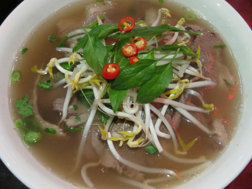 Discover how to incorporate a wide range of inseason vegetables and herbs into Pho Soup with these great recipes
