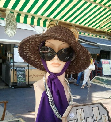 Market - Nice, France - 2013