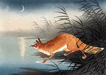 The Chinese have many tales of the fox.