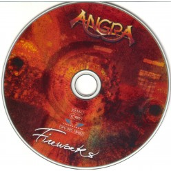 Angra Album Review-Fireworks The Last Album To Feature Andre Matos On Vocals
