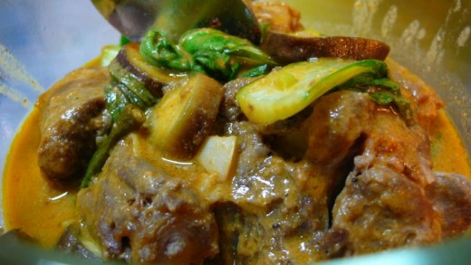 Classic thin almond sauce is wonderful for a variety of meat dishes