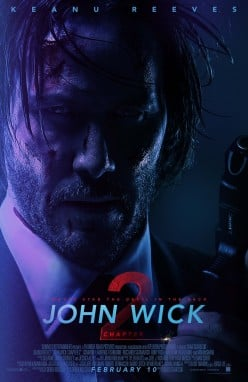 """John Wick - Chapter 2"": Movie Review"