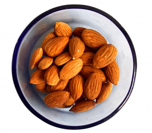 Almonds Are One of Excellent Sources of Magnesium That's Good for Insomnia