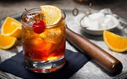 An Old Fashioned Whiskey