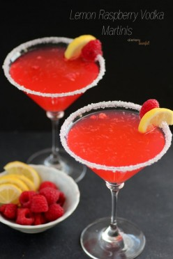4 Perfect Spring Time Alcoholic Drinks