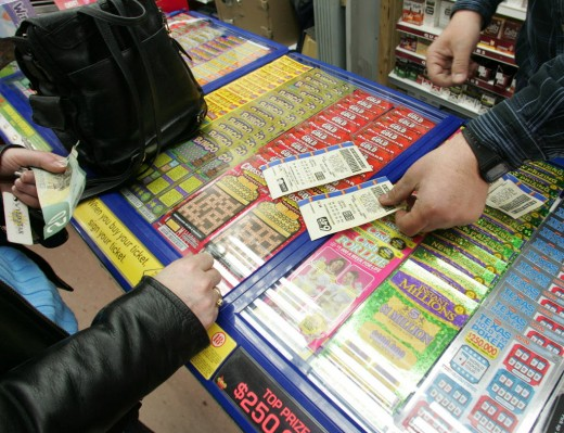 Are you waiting to win the lottery? So is everyone else.