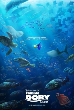 Finding Dory Review: My Childhood Revisited