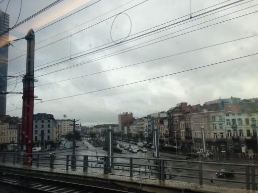 Leaving Brussels