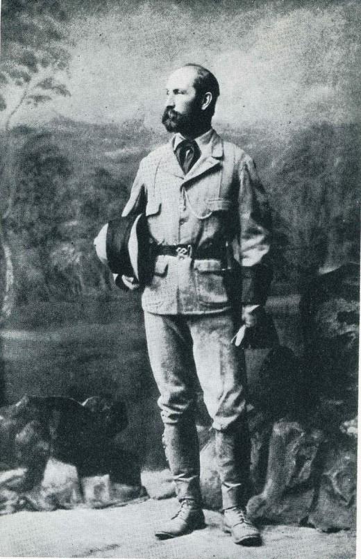 Major-General Sir George Pomeroy Colley KCSI CB CMG (November 1, 1835 - February 27, 1881)