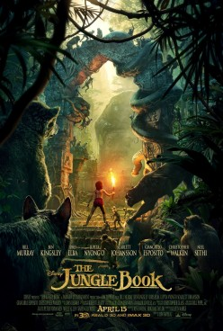The Jungle Book (2016) Review: My Childhood Revisited