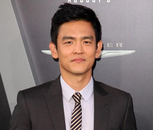John Cho (44 years old) or;