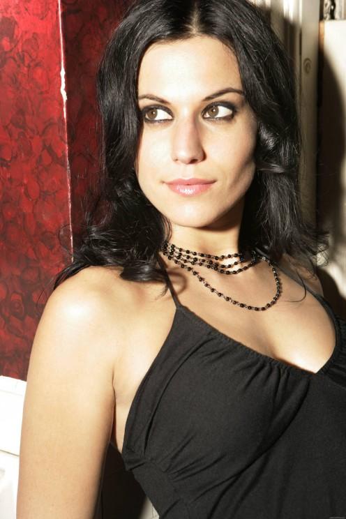 Cristina Scabbia born June 6, 1972 in the city of Milan.