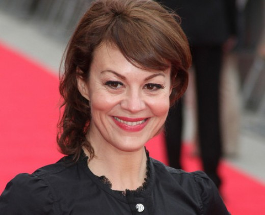 Helen McCrory (48 years old) or
