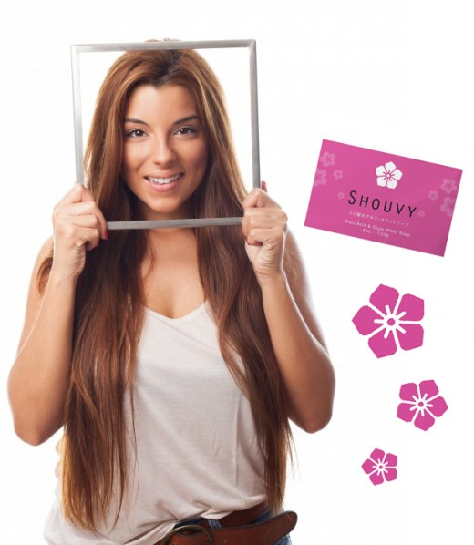 Shouvy Kojic Acid and Gluta Soap