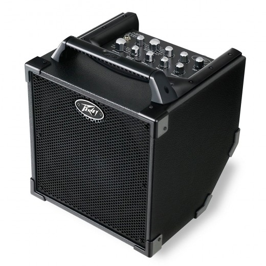 The Peavey Nano Vypyr guitar amp is super-portable and sounds fantastic.
