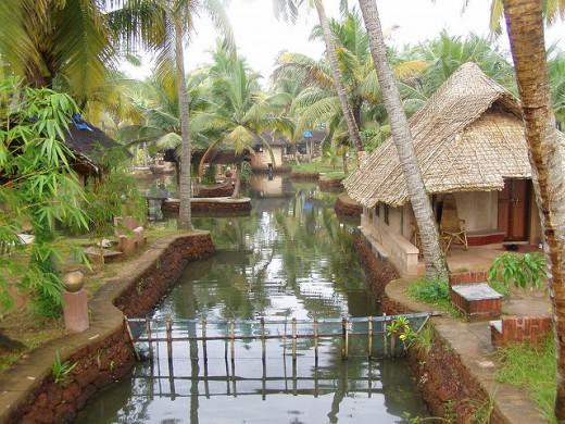 Fisherman's villa