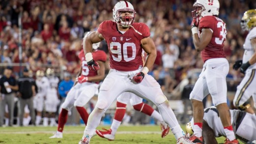 Solomon Thomas, DE, Stanford