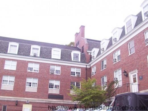 Wilson Hall, Ohio University