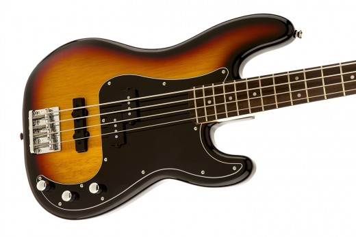 Squier by Fender Vintage Modified Precision Bass PJ: One of the best budget bass guitars under $300!