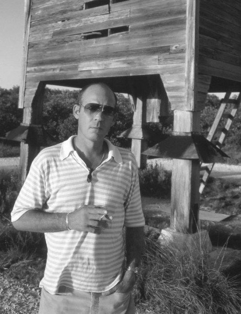Dr. Hunter S. Thompson page on Pinterest.