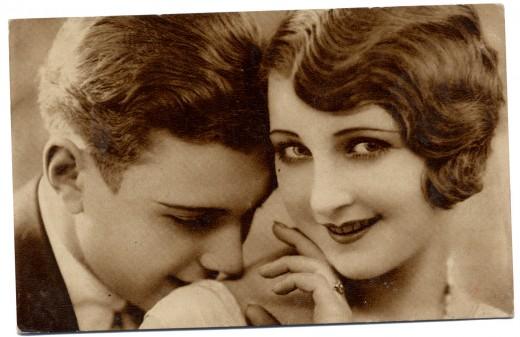 A vintage couple