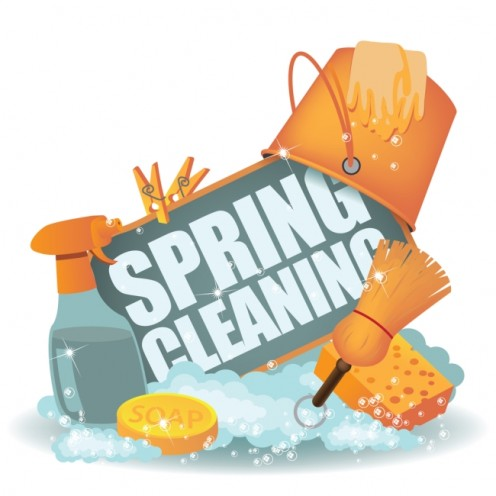 Indulge in Spring Cleaning to Mark the Advent of Spring