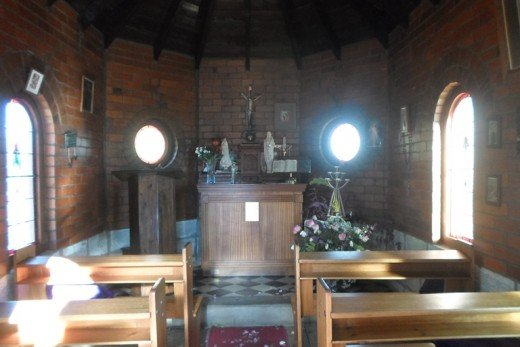 Smallest Church, Van Reenen, KZN