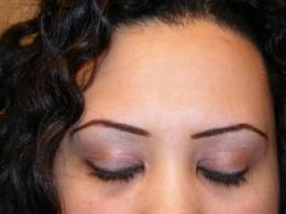 Thin Eyebrows