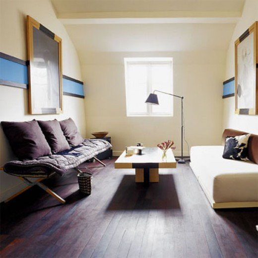 Decorating a small living room how to create more space - How to design a living room space ...