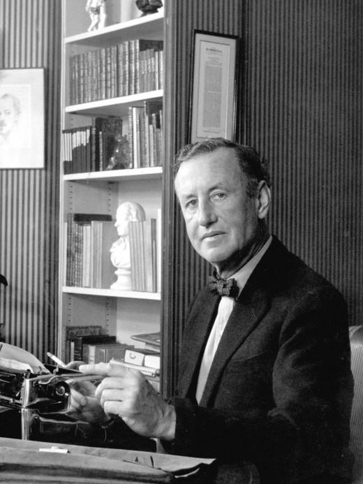 Bond creator Ian Fleming