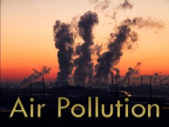 Air Pollution Has Become a Major Concern in Today's World