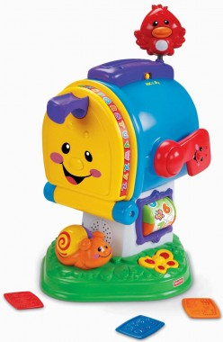 How Many Fisher-Price Learning Toys Can One Family Own?