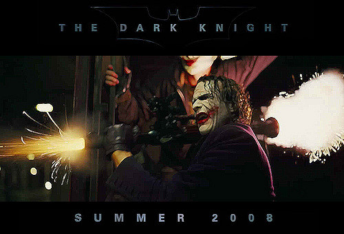 The Dark Knight (2008) - the greatest superhero flick ever released into cinemas