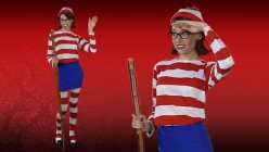 How To Make A Wenda Costume For Halloween
