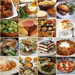 U decide to have a different Ethnic Meal each night for a week.  Which 7 Ethnic dishes do U choose?
