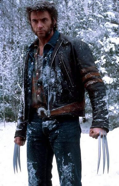 Jackman's portrayal of Wolverine was so good, he has become tied to the role ever since.