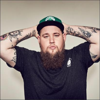 Rag n Bone Man Best Breakthrough Artist and Critics Choice Award