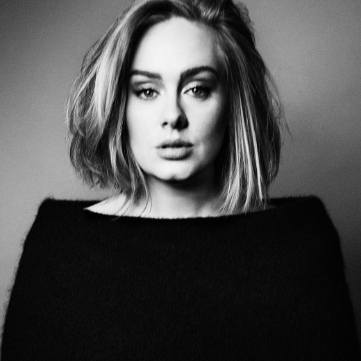 Adele Received Best Global Artist