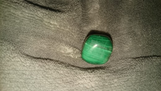 Malachite was used in Ancient Eygpt to safeguard pregnancy.