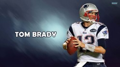 Tom Brady has to be considered among the best ever at QB with his 5 Super Bowl rings and 4 MVPs.